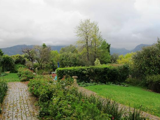 The Garden House: garden