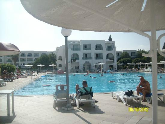 El Mouradi Club Kantaoui: main pool