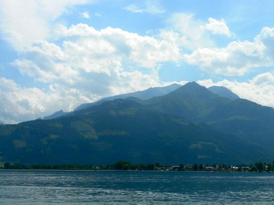Hotel Salzburgerhof: Lago di Zell