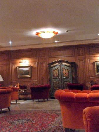 Hotel Salzburgerhof: Salone