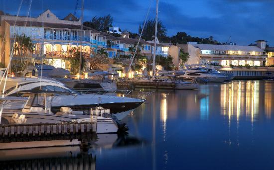 Port St. Charles : Lagoon View