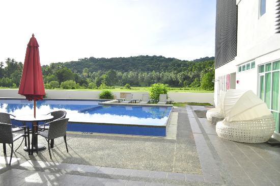 Favehotel Cenang Beach: pool