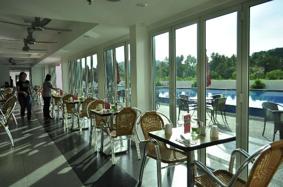 favehotel Cenang Beach - Langkawi : nice view from the rstaurant