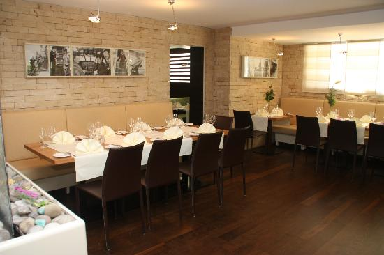 Galerie-Hotel Bad Reichenhall: ristorante accogliente e raffinato