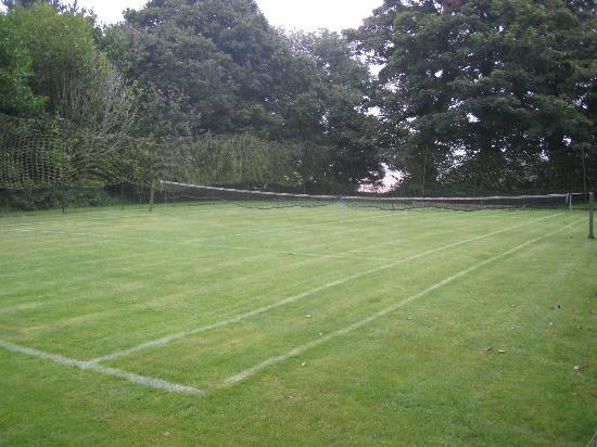 Ennys : Grass tennis court