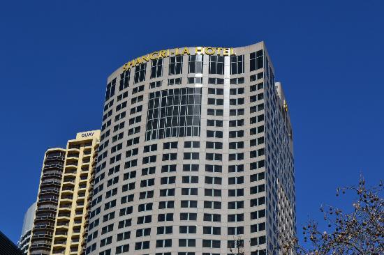 Shangri-La Hotel Sydney: Our Hotel