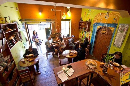 Namas te la paz restaurant reviews phone number for Apart hotel a la maison la paz bolivia