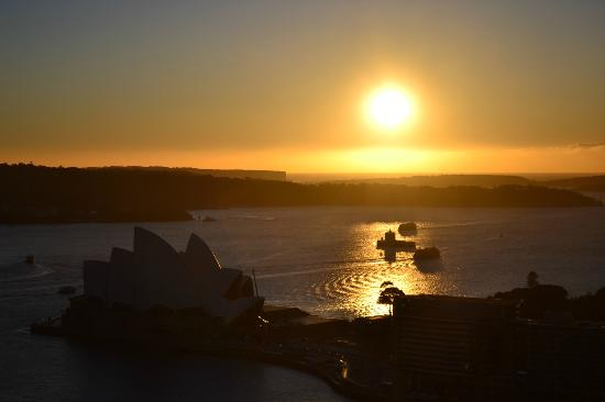 Shangri-La Hotel Sydney: This is how everyone should wake up