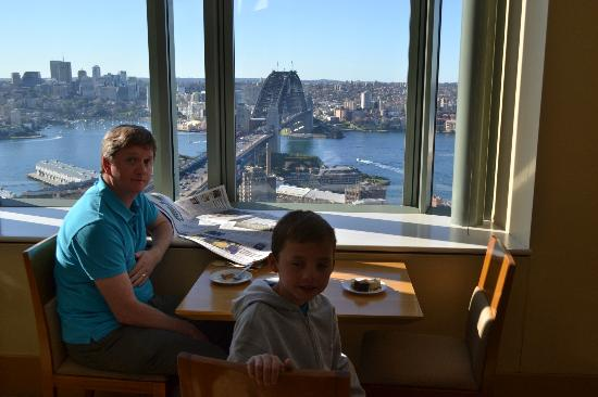 Shangri-La Hotel Sydney: Horizon Club Lounge - Afternoon Tea