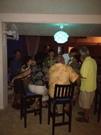 Restaurant Laguna Mar: Gather with friends