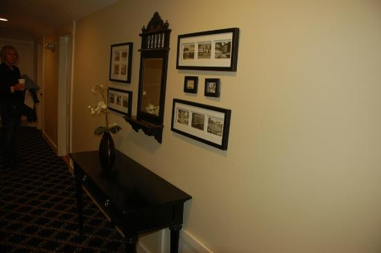 Newagen Seaside Inn: Hallway