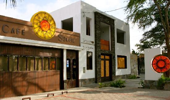 Cafe Soleil: Café Soleil - Av. La Angostura 207