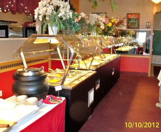 Terrific Buffet Picture Of Passage To India Fargo Tripadvisor Download Free Architecture Designs Estepponolmadebymaigaardcom