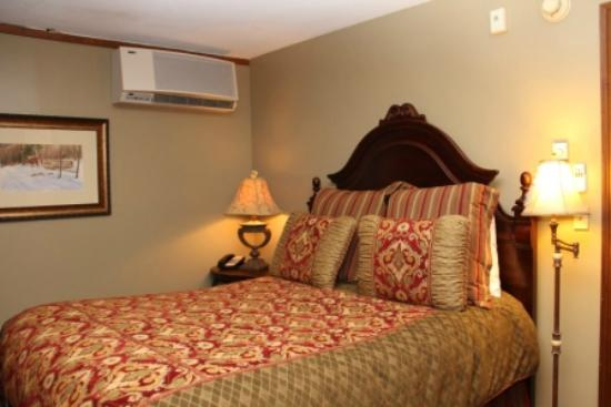 Castle Hill Resort And Spa: Bed