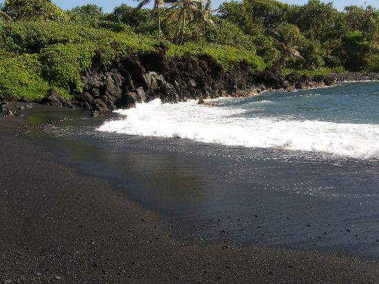 Near The Blow Hole Picture Of Wai 39 Anapanapa State Park