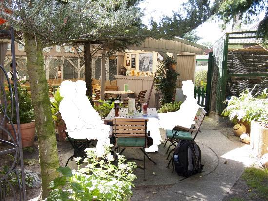 im restaurant bild von natur kaffee garten jank straupitz tripadvisor. Black Bedroom Furniture Sets. Home Design Ideas