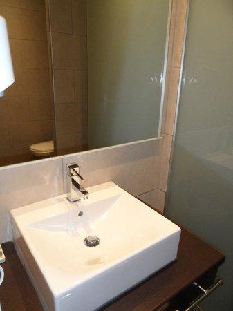 Le Mokca: salle de bain