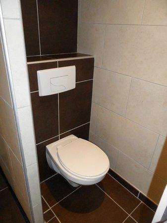 Le Mokca: toilette