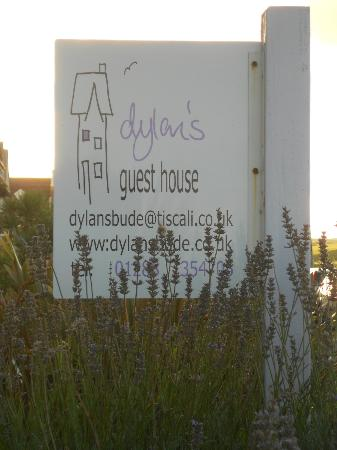 Dylan's Bed and Breadfast - Bude, Cornwall: Dylans b&b