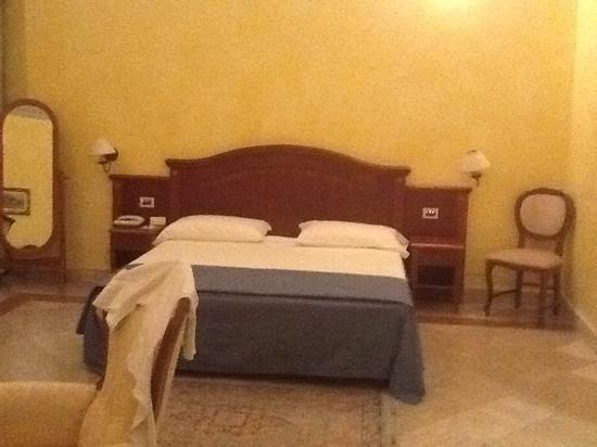 Grand Hotel Villa Tuscolana: camera