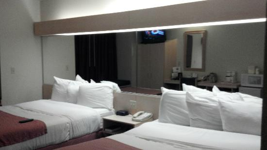 Microtel Inn & Suites by Wyndham Modesto Ceres: Room