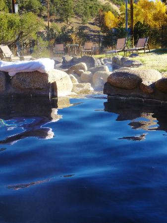 Mount Princeton Hot Springs Resort: Adult/Spa hotsprings
