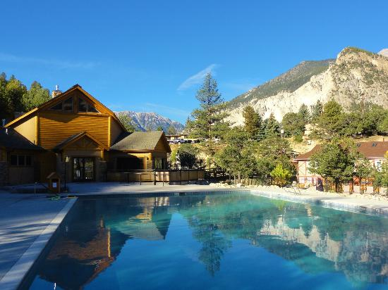 Mount Princeton Hot Springs Resort: Adult Pool/Spa