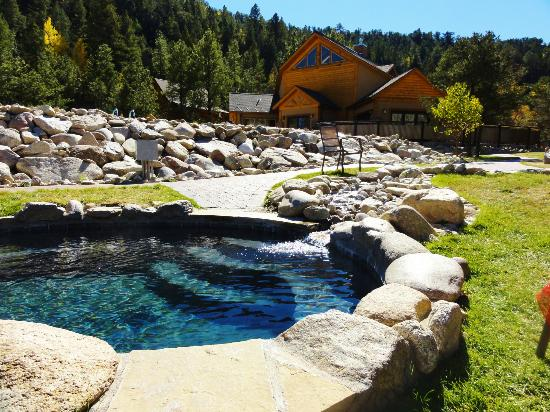 Mount Princeton Hot Springs Resort: Adult hotsprings