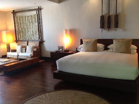 Abaca Boutique Resort: Spa villa