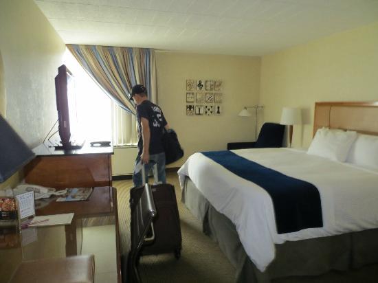 Weber's: bedroom