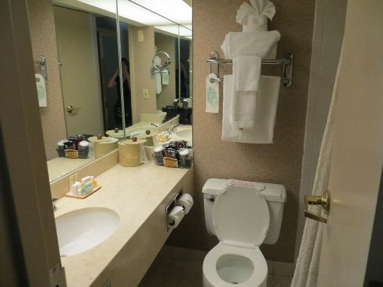 Weber's Boutique Hotel: bathroom