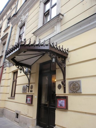 Cracow Old Town Guest House: Main Entrance