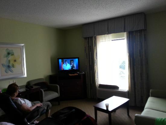Hampton Inn & Suites Orlando - South Lake Buena Vista: cuarto