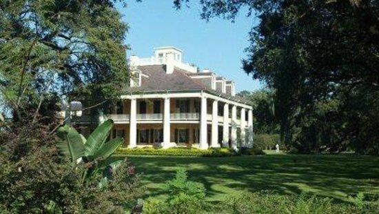 Cafe' Burnside: Houmas House Plantation
