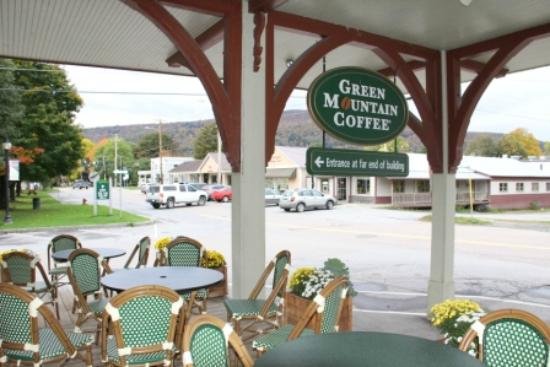Green Mountain Coffee Cafe & Visitor Center: Outside