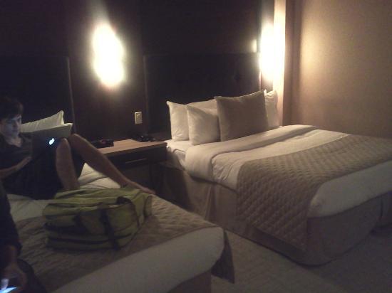 Hotel Royal William: muy buenas camas