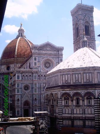 Hotel San Giovanni: Vista del Duomo