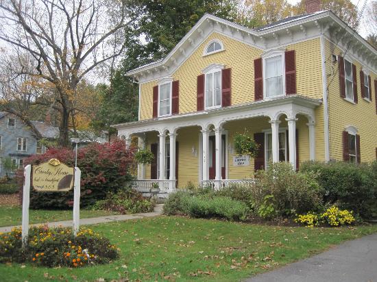 1868 寇斯比之家照片