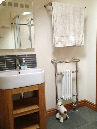 The Old Vicarage Country House Bed & Breakfast: Bathroom