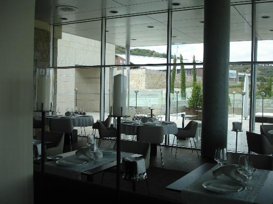 Valbusenda Hotel Bodega & Spa: Salón Comedor