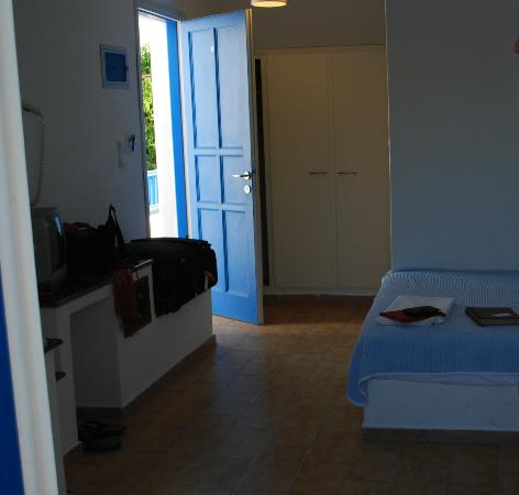 Hotel Minoa: Room