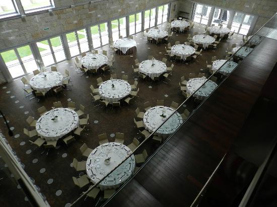 Valbusenda Hotel Bodega & Spa: Salones de convenciones
