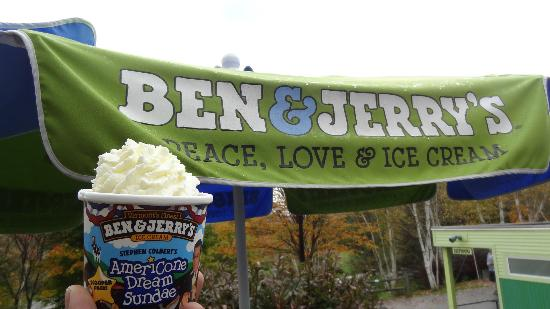 Ben & Jerry's: flavor of the month
