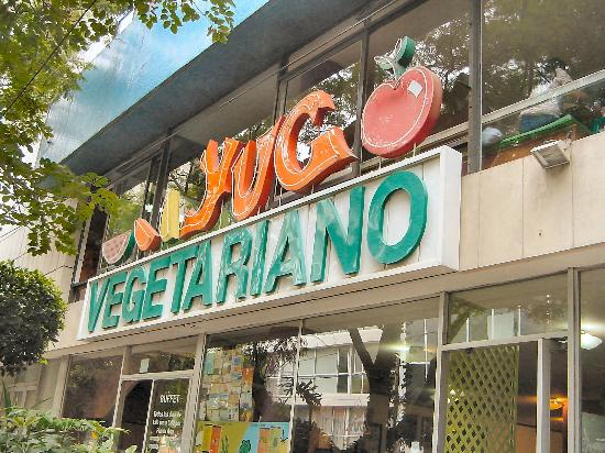 Yug: When you want good vegetarian...this is where to go!