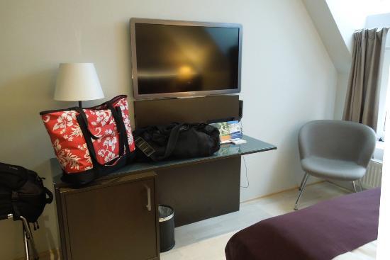 Quality Hotel Waterfront Alesund: Room