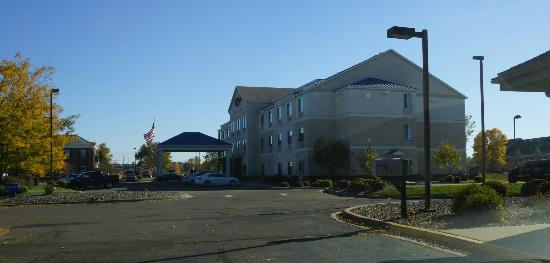 Comfort Inn & Suites: Lexington Inn & Suites