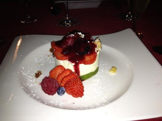 L'Aramon Gourmand : dessert