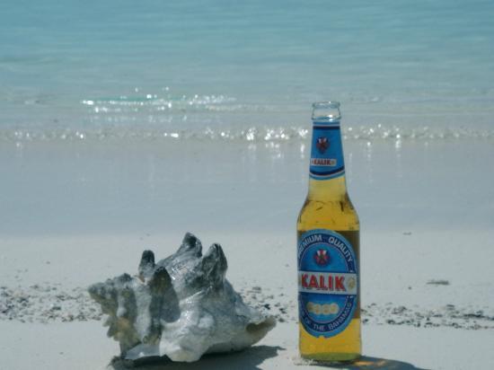 Staniel Cay Yacht Club: Ahhh...