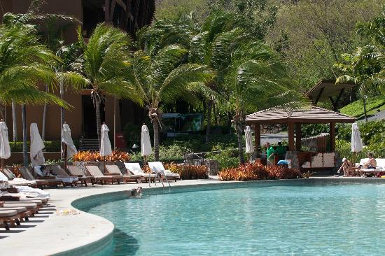 Four Seasons Resort Costa Rica at Peninsula Papagayo: View of main pool area