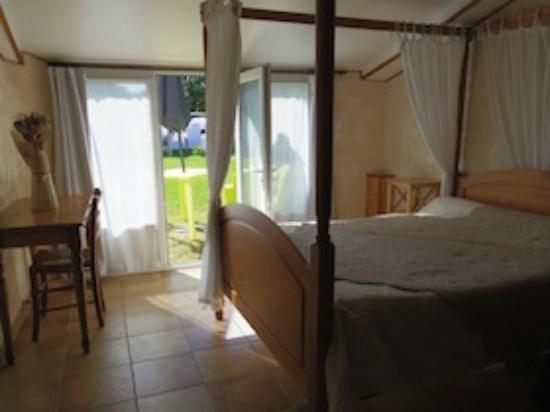 La Bastide du Moulin: フランスの田舎らしい雰囲気たっぷりの快適なお部屋